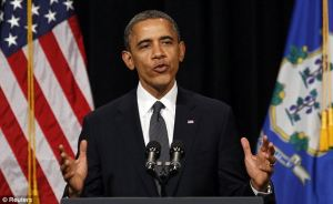 Obama Newtown